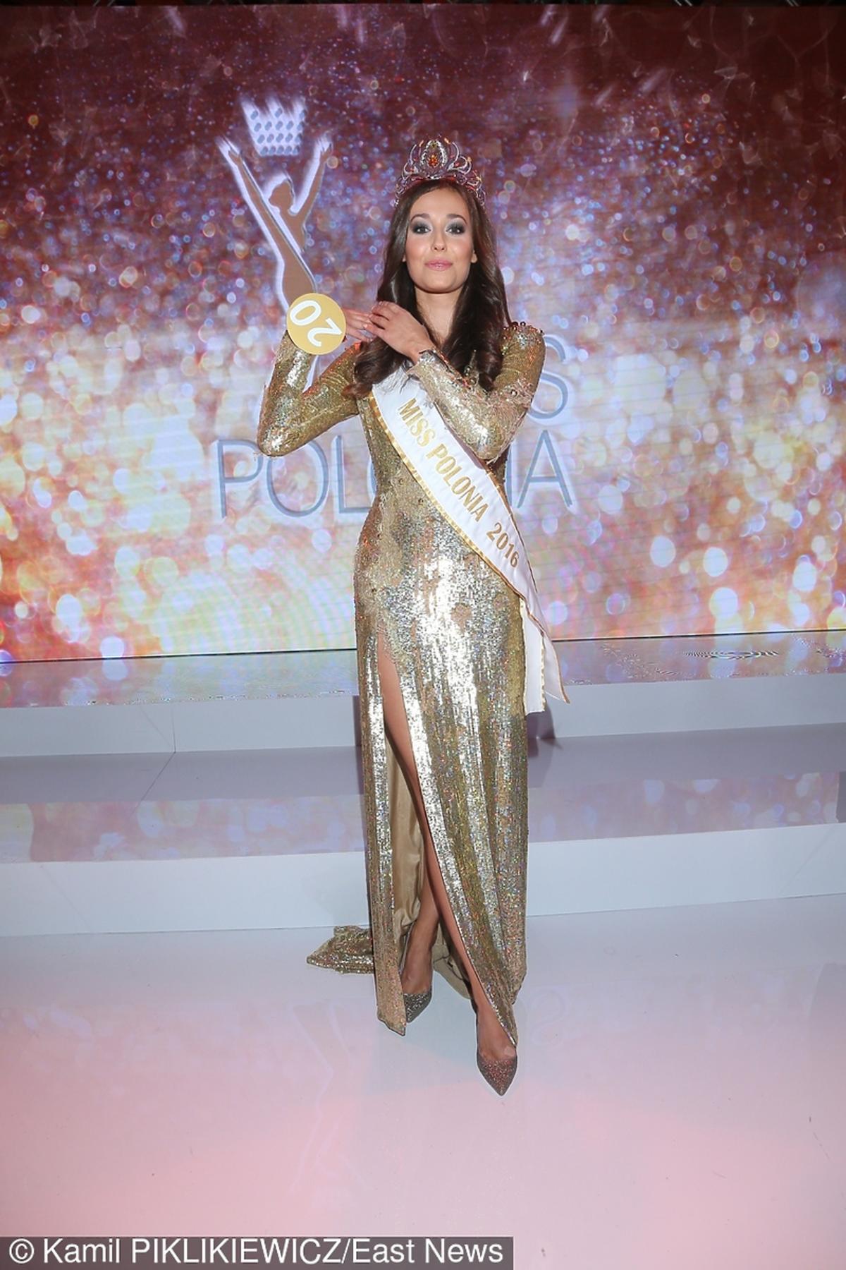 Izabella Krzan z Olsztyna została Miss Polonia 2016