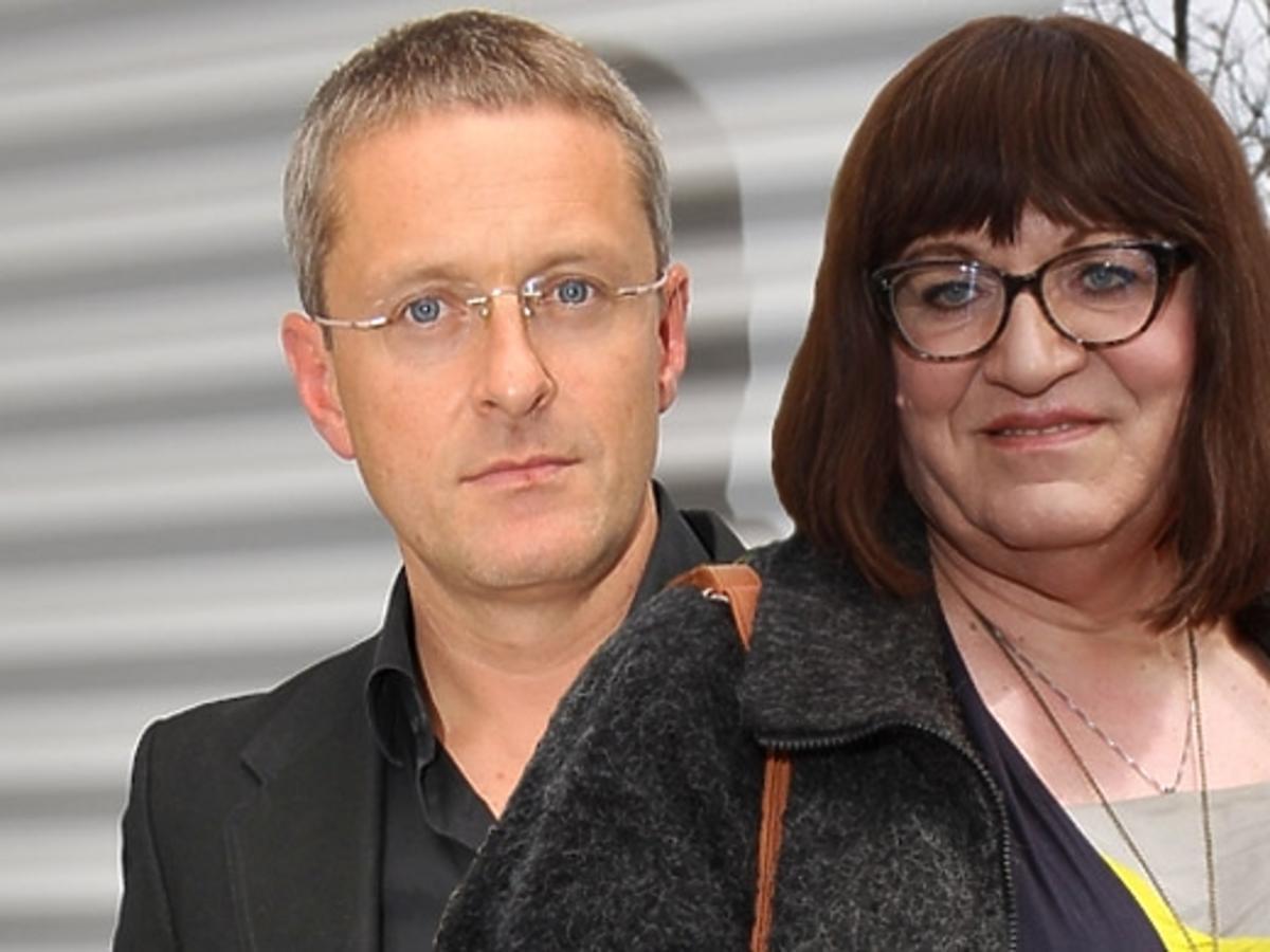 Jacek Ponidziałek i Anna Grodzka