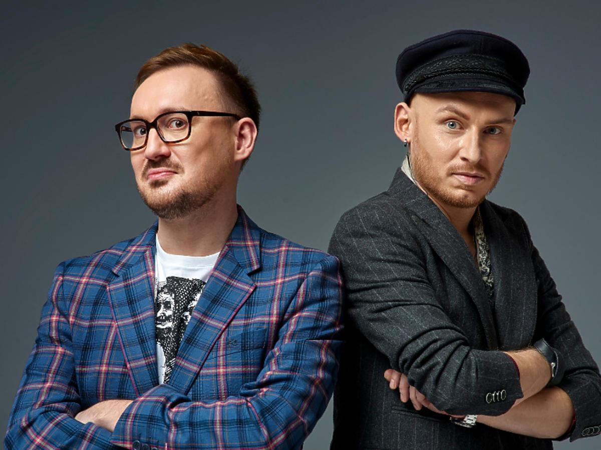Jacek Szawioła i Mariusz Kozak z