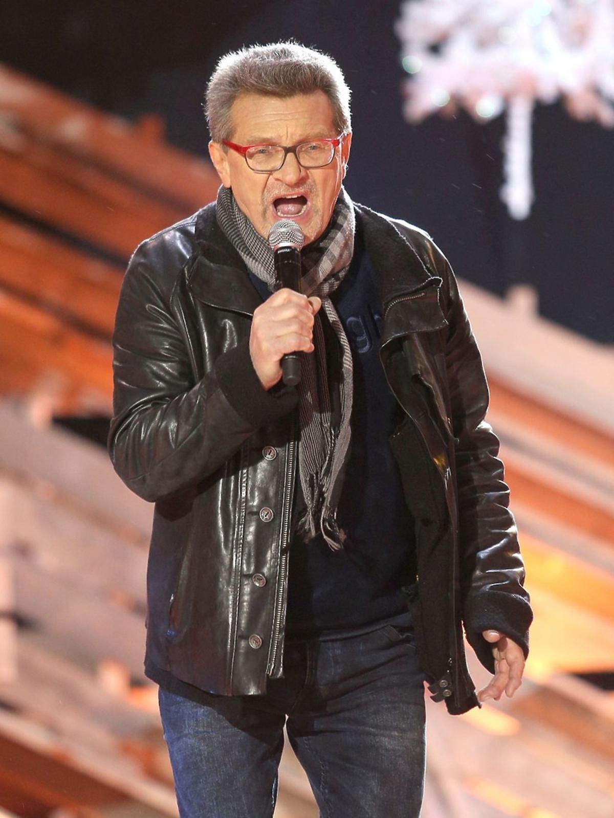 Jacek Zieliński na scenie