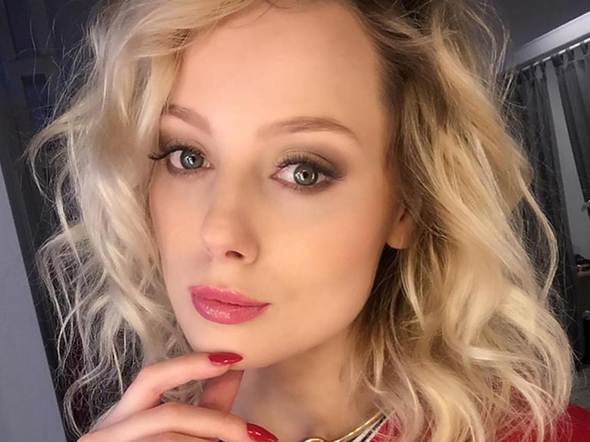 Jagoda Judzińska z Top Model