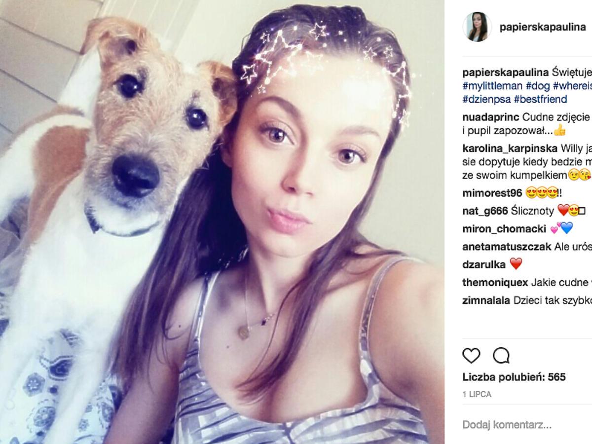 Jak dziś wygląda Paulina Papierska, zwyciężczyni 1. edycji Top Model?