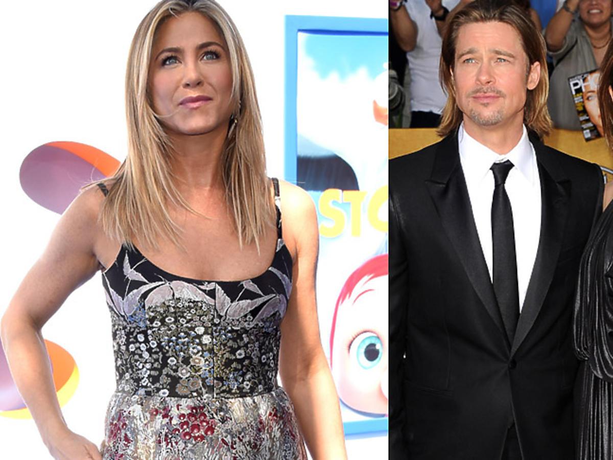 Jak Jennifer Aniston zareagowała na rozwód Brangeliny?