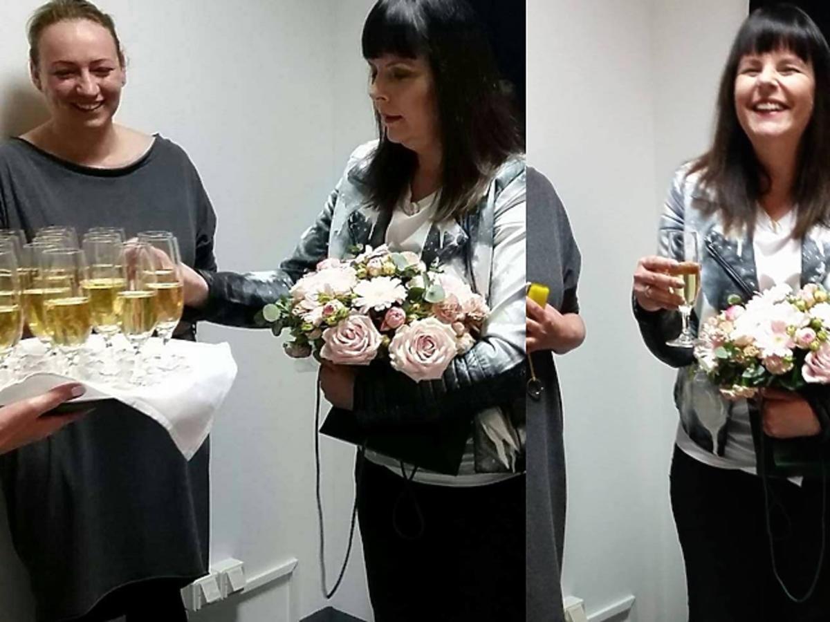 Jak Karolina Korwin Piotrowska świętowała 10. urodziny Magla towarzyskiego?