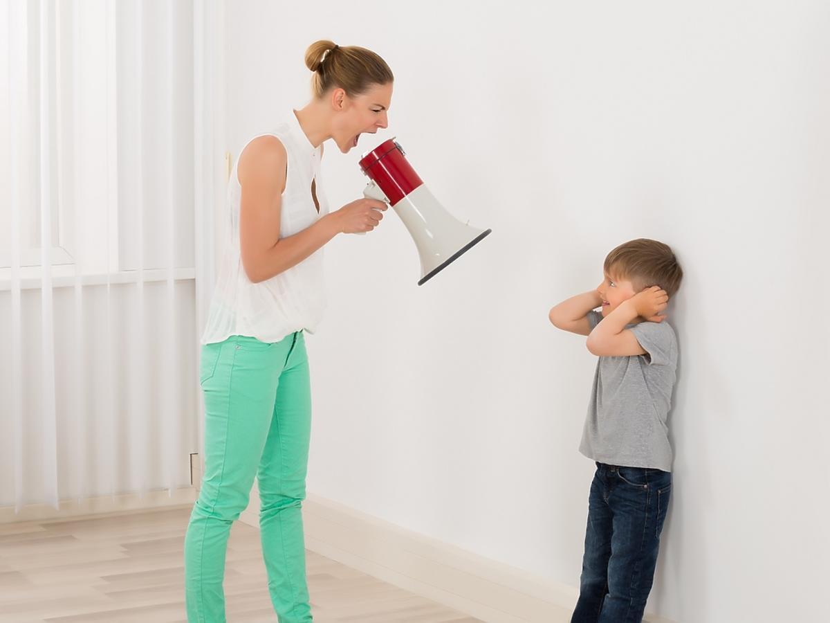 Jak nie krzyczeć na dziecko?