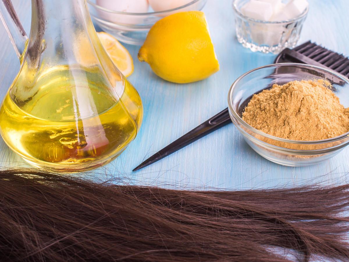 Jak pielęgnować ciemne włosy?