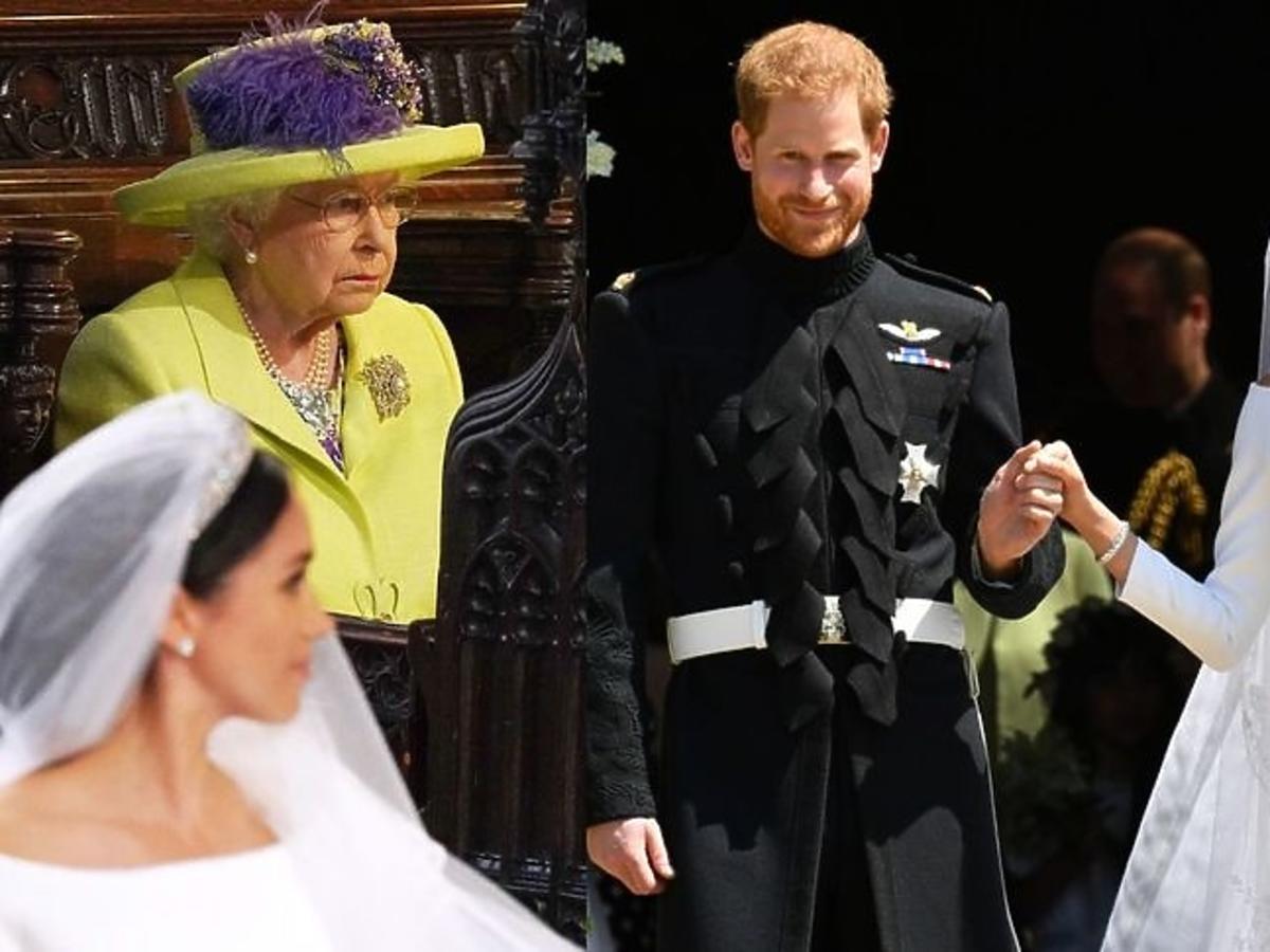Jaki prezent dla Meghan i Harry'ego przygotowała królowa Elżbieta II?