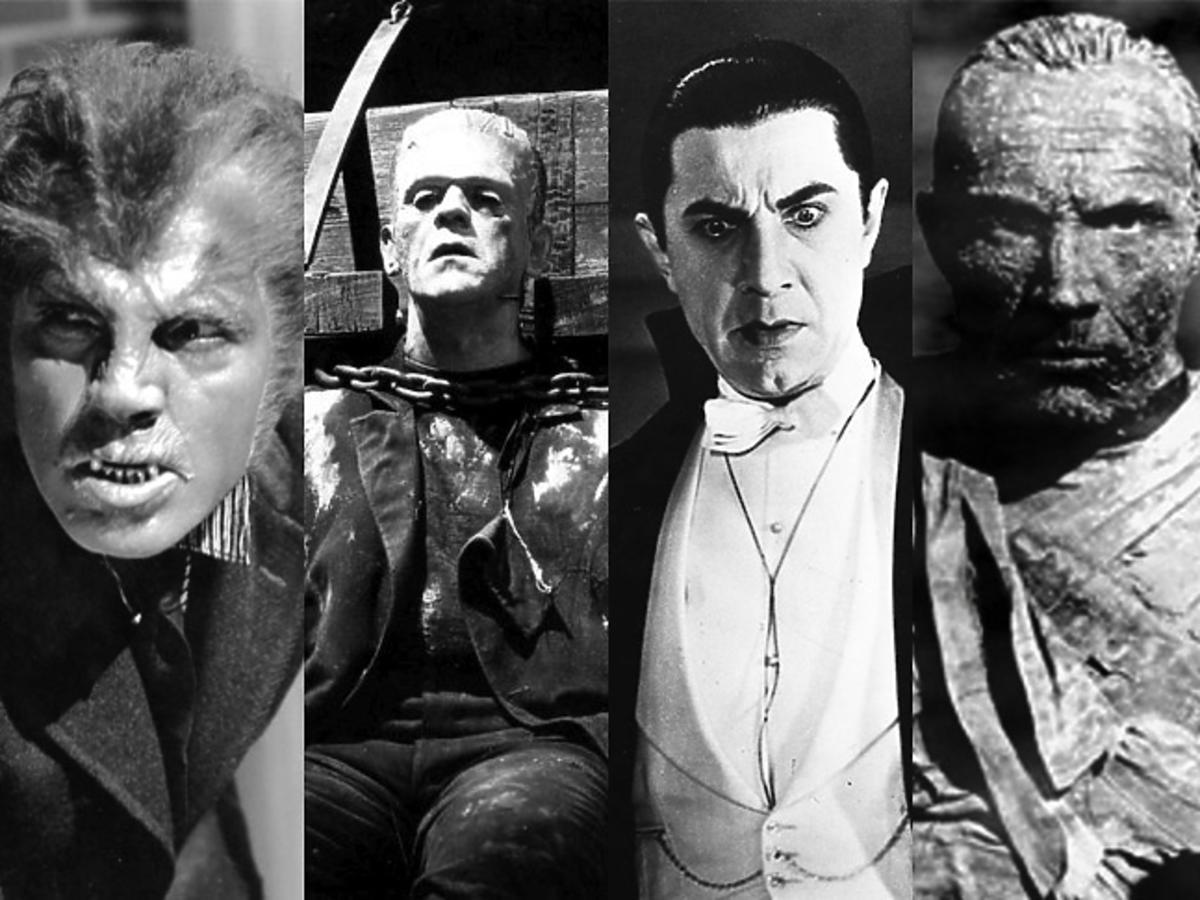 Jakim klasycznym potworem jesteś? Halloweenowy PSYCHOTEST