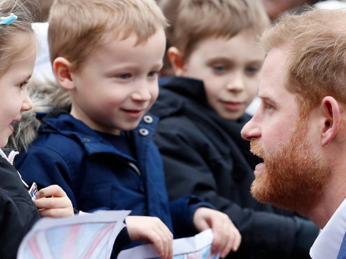 Jakim ojcem będzie książę Harry?