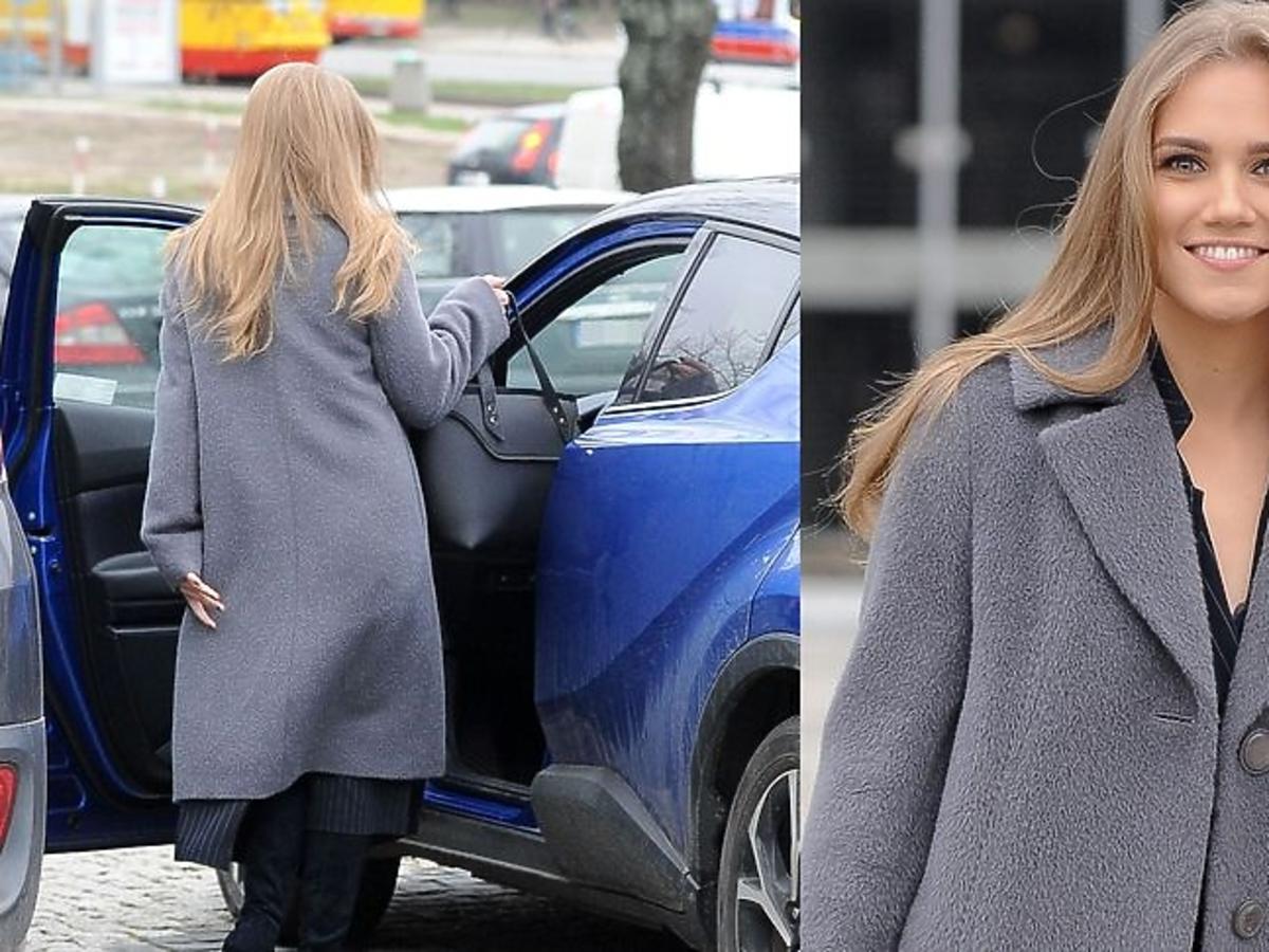 Jakim samochodem jeździ Agnieszka Kaczorowska?