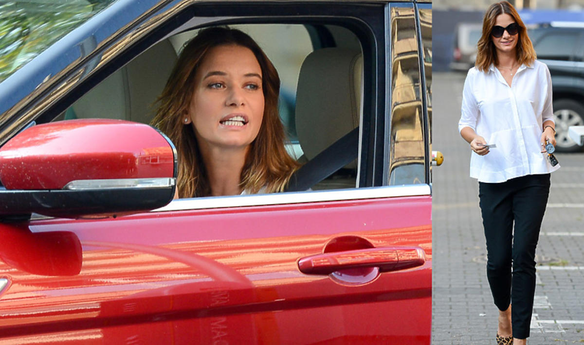 Jakim samochodem jeździ Karolina Malinowska?