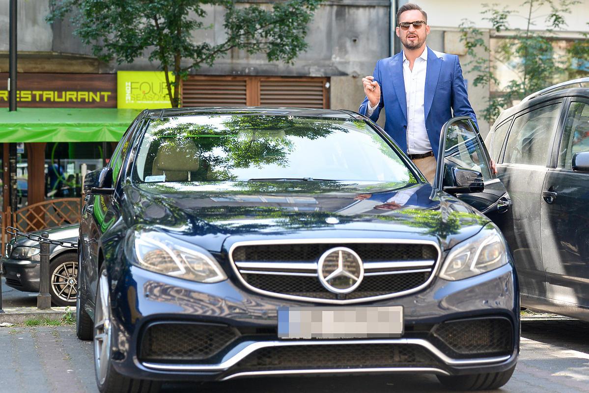 Jakim samochodem jeździ Marcin Prokop?