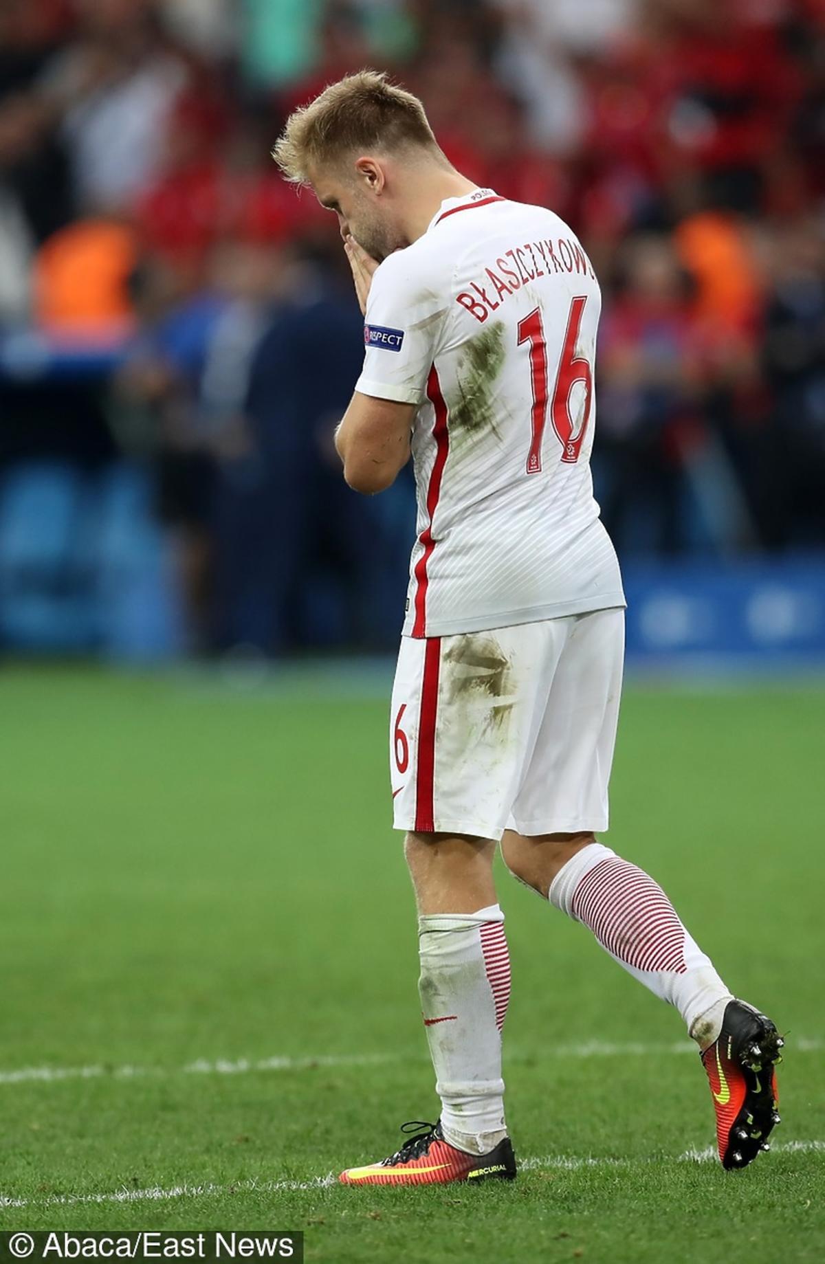 Jakub Błaszczykowski o karnym na Euro 2016