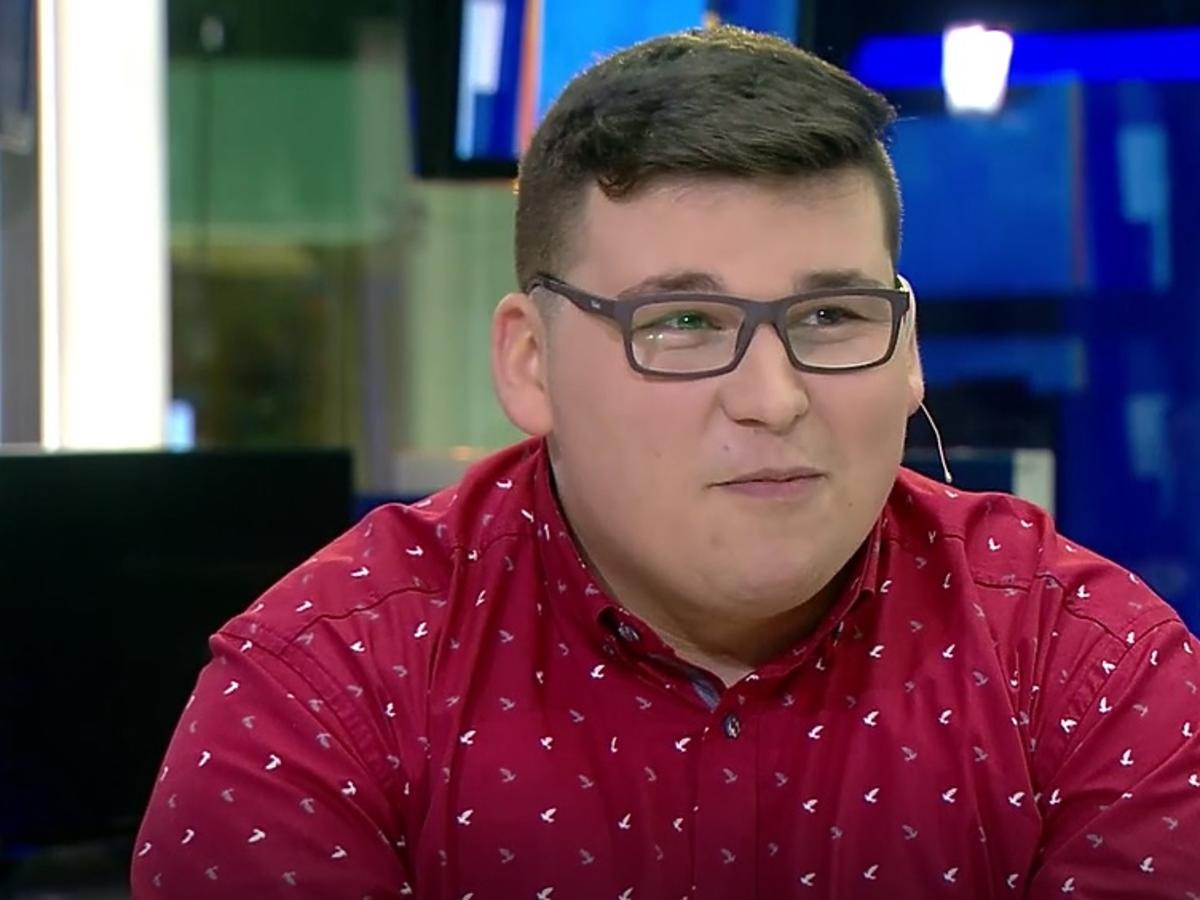 """Jakub Herfort wygrał """"Mam talent""""!"""
