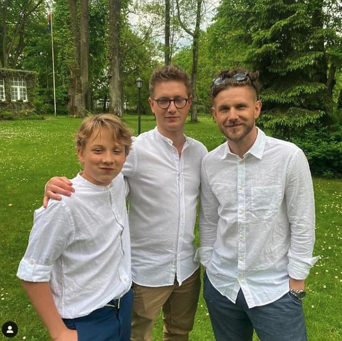 Jan, Antoni i Ksawery Królikowscy