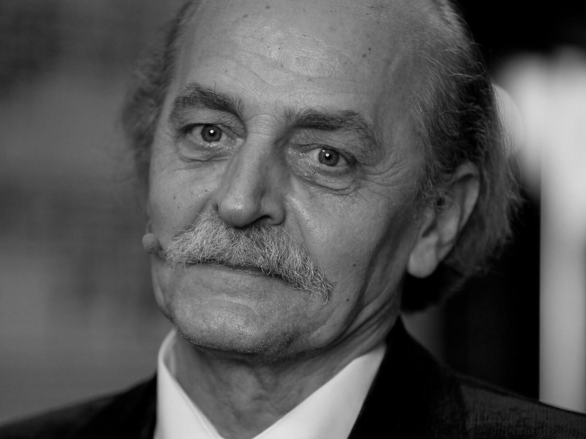 """Jan Janga-Tomaszewski nie żyje. Aktor """"M jak miłość"""" chorował na raka płuc"""