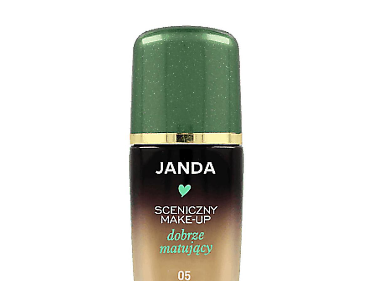 JANDA SCENICZNY MAKE-UP w promocji w Rossmannie