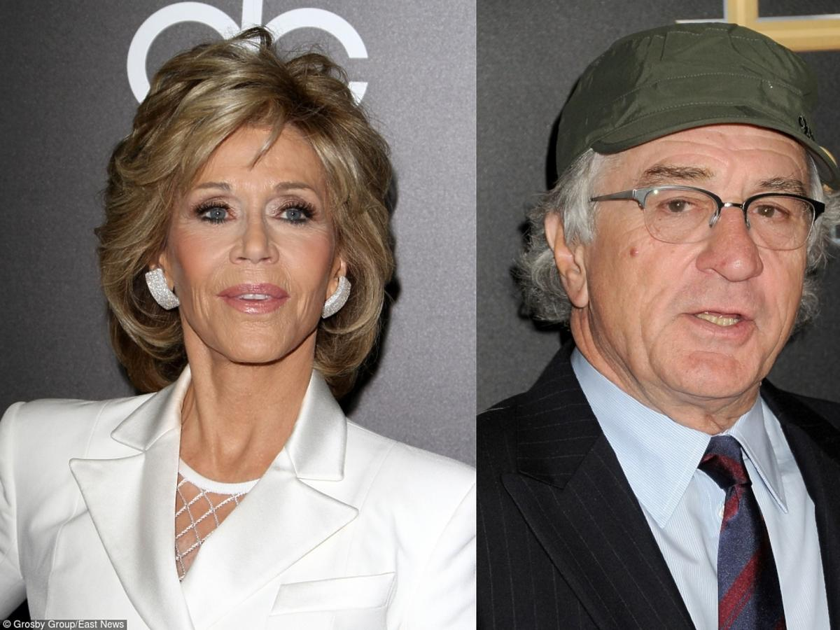 Jane Fonda i Robert de Niro