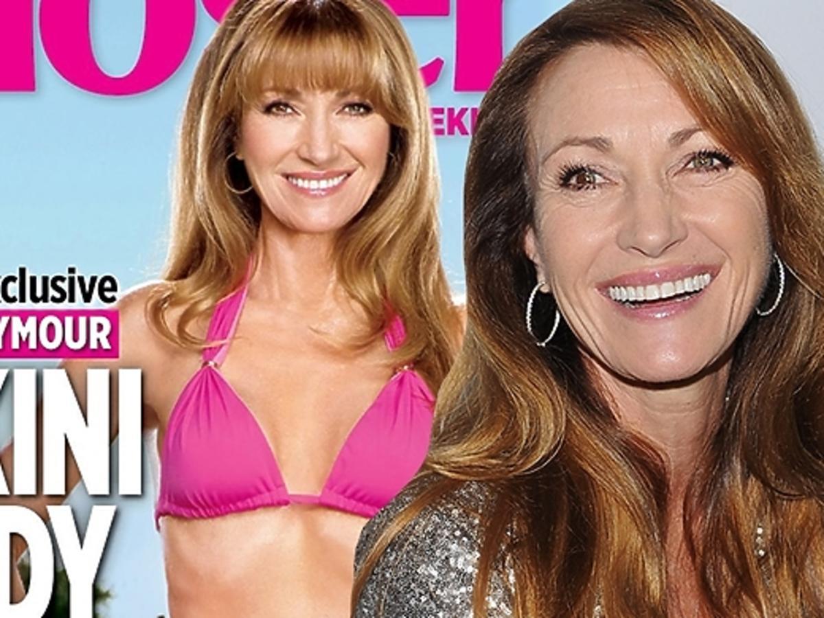 Jane Seymour w bikini. Jane Seymour dieta. Jane Seymour w Closer Weekly. jane Seymou Photoshop. Wiek Jane Seymour