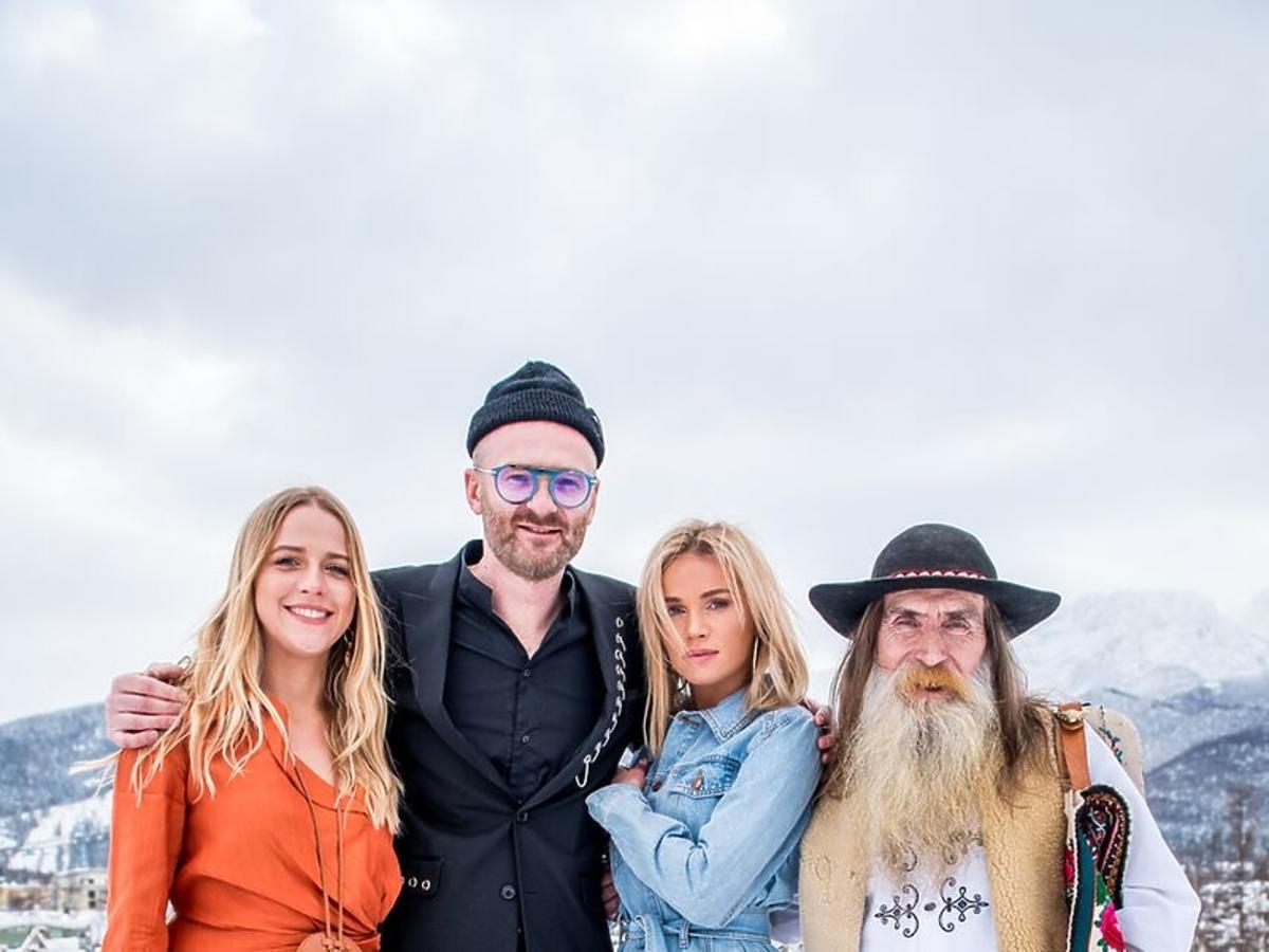 Jankes, Maffashion, Jessica Mercedes, Gooral Zakolove podczas otwarcia Góralskiego Browaru