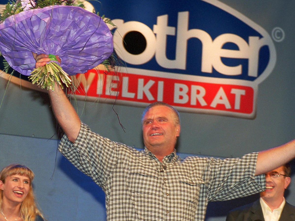 Janusz Dzięcioł, zwycięzca pierwszej edycji Big Brothera nie żyje