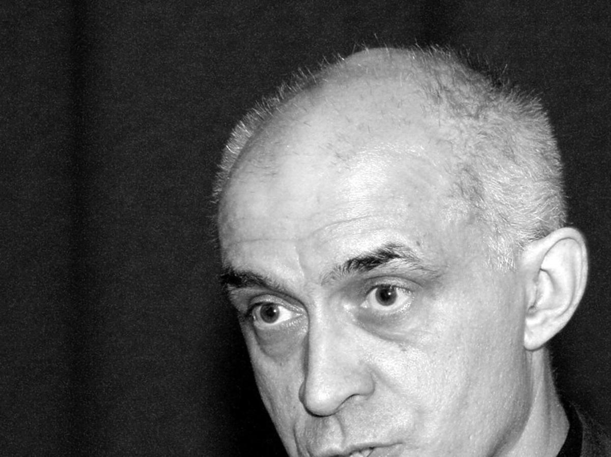 Janusz Leśniewski nie żyje