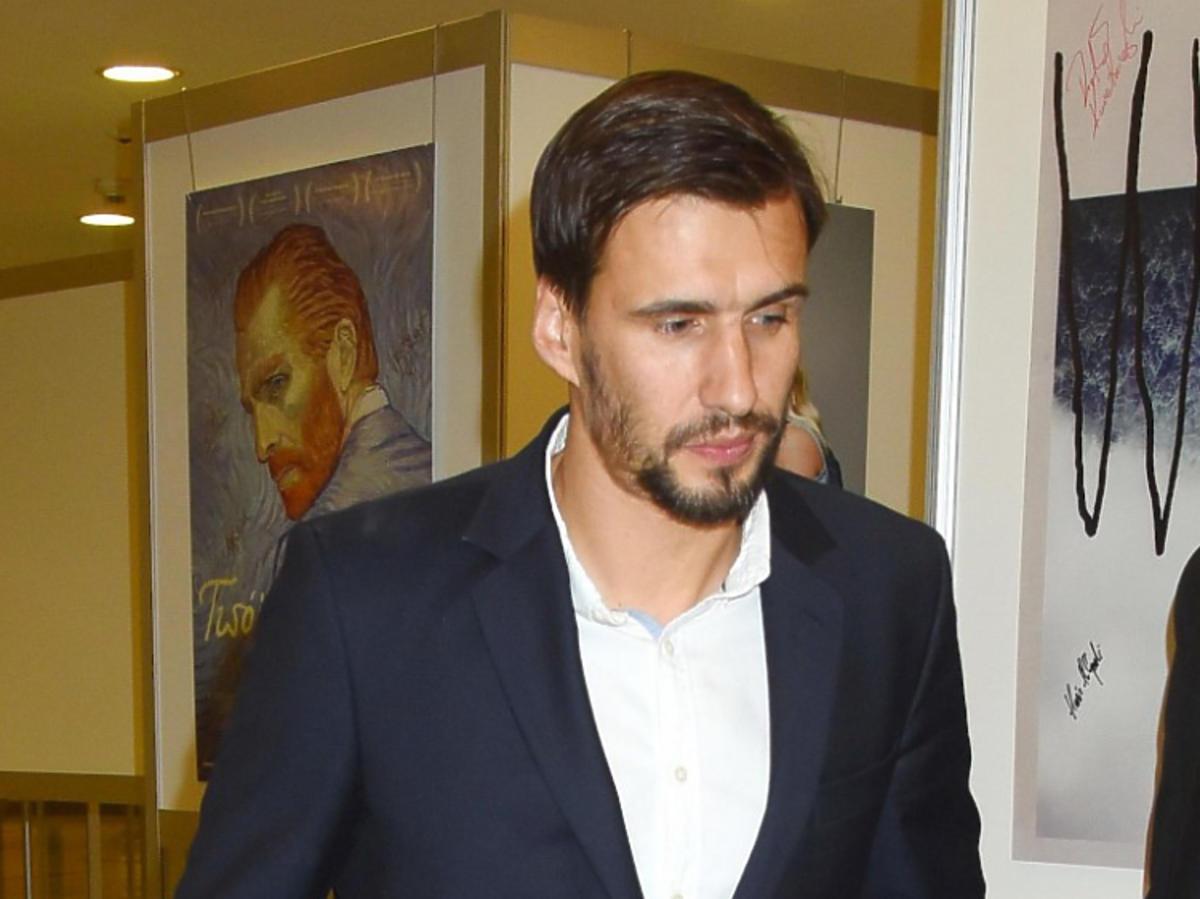 Jarosław Bieniuk oskarżony przez modelkę