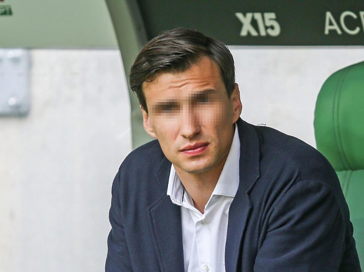 Jarosław Bieniuk z pikslem