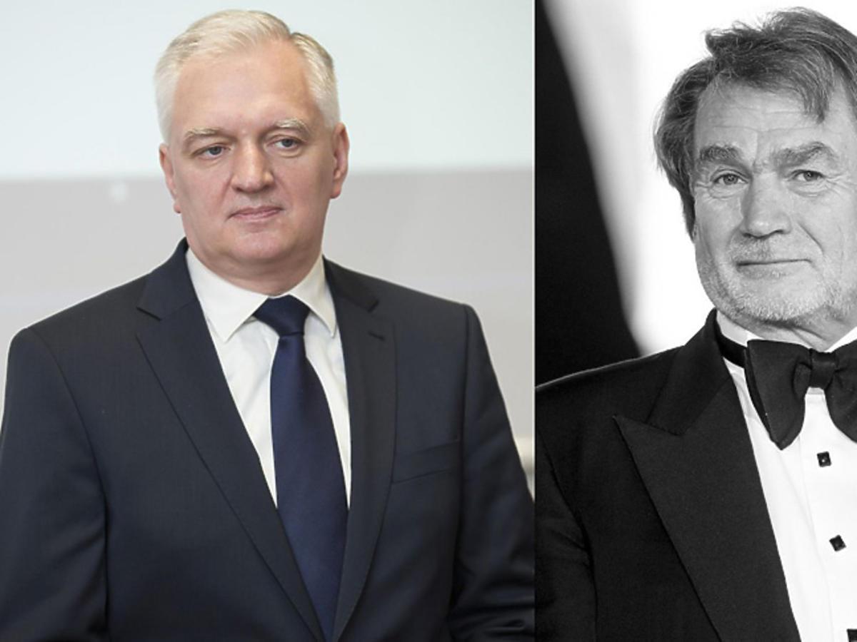 Jarosław Gowin wątpi w śmierć Jana Kulczyka?