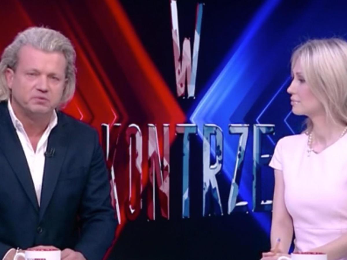 Jarosław Jakimowicz płacze na antenie TVP Info