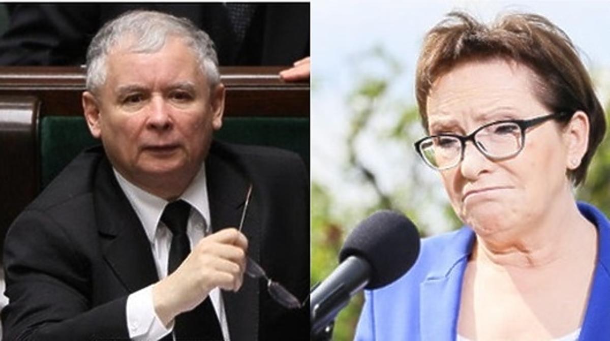 Jarosław Kaczyński, Ewa Kopacz, Leszek Miller