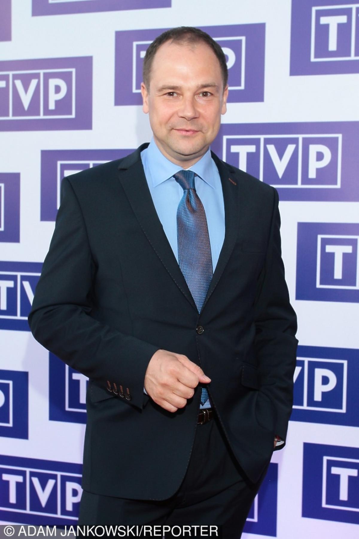 Jarosław Kulczycki w TVP