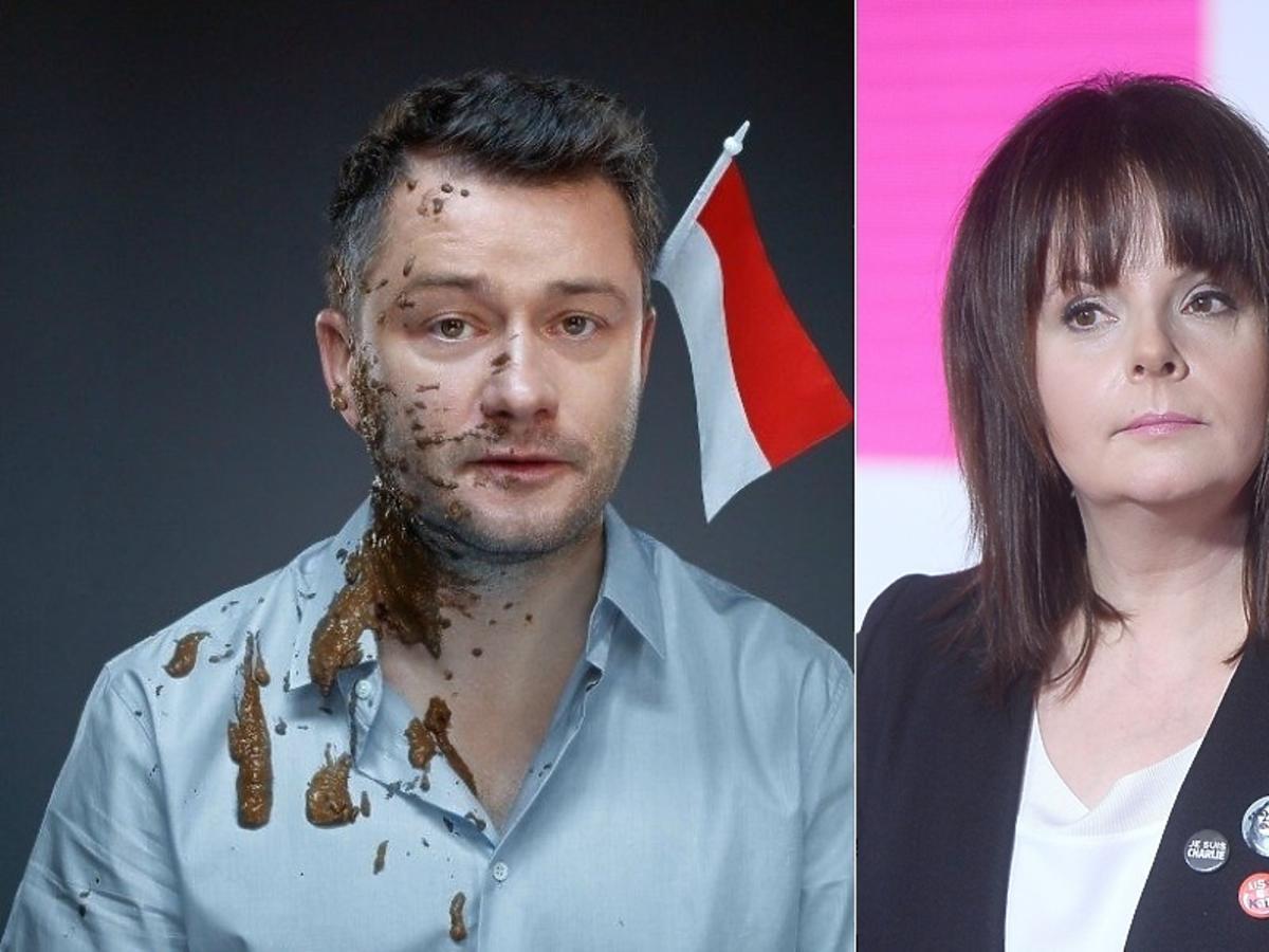 Jarosław Kuźniar, Karolina Korwin Piotrowska