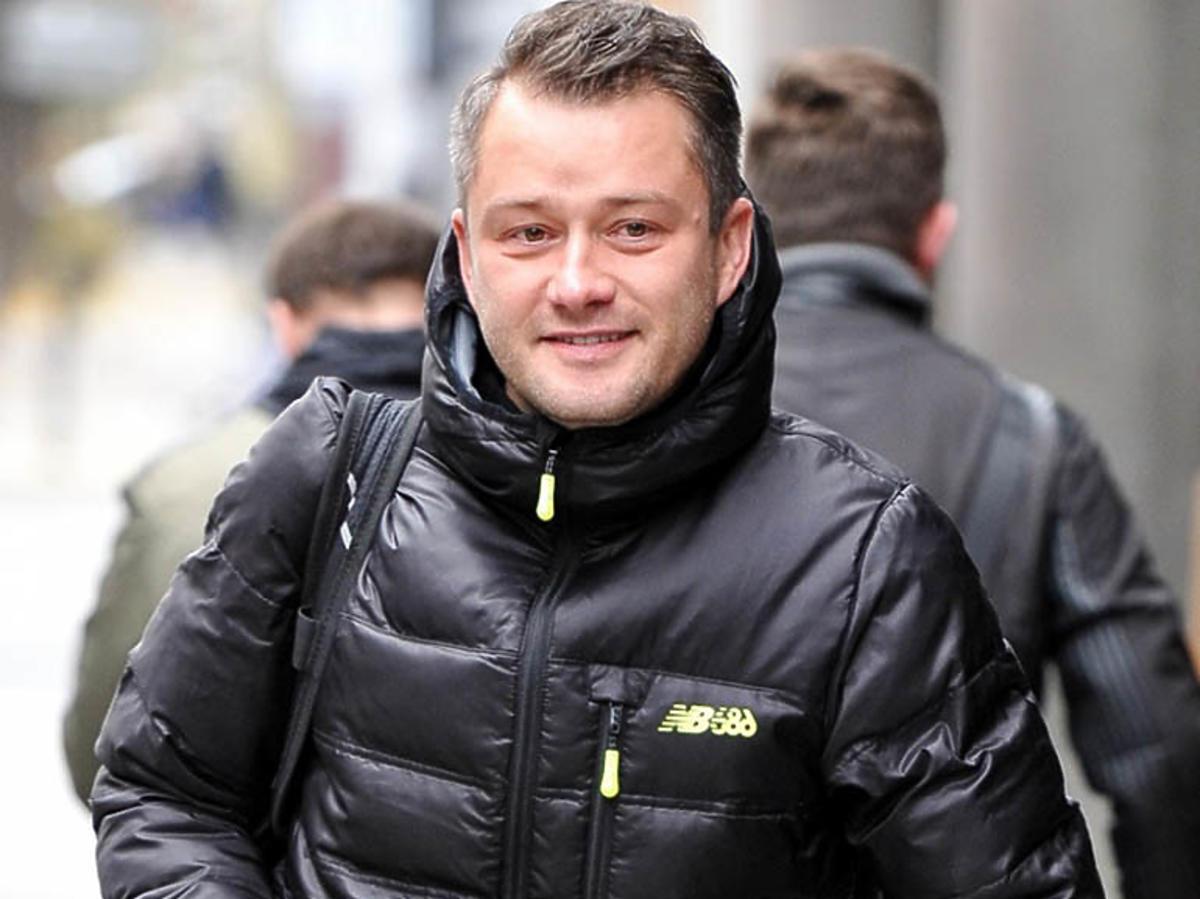 Jarosław Kuźniar trafił do szpitala