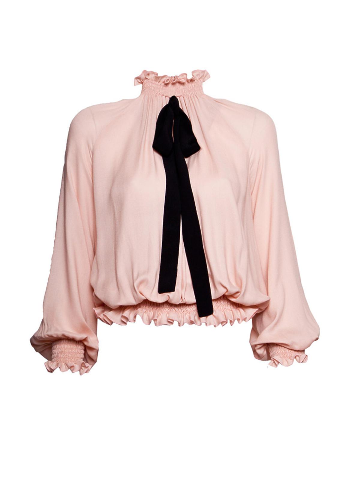 Jasnoróżowa bluzka Lidia Kalita