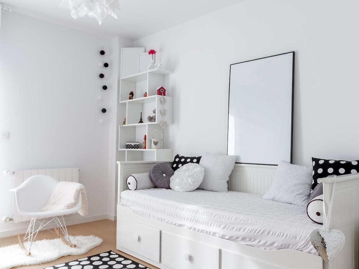 jasny pokój