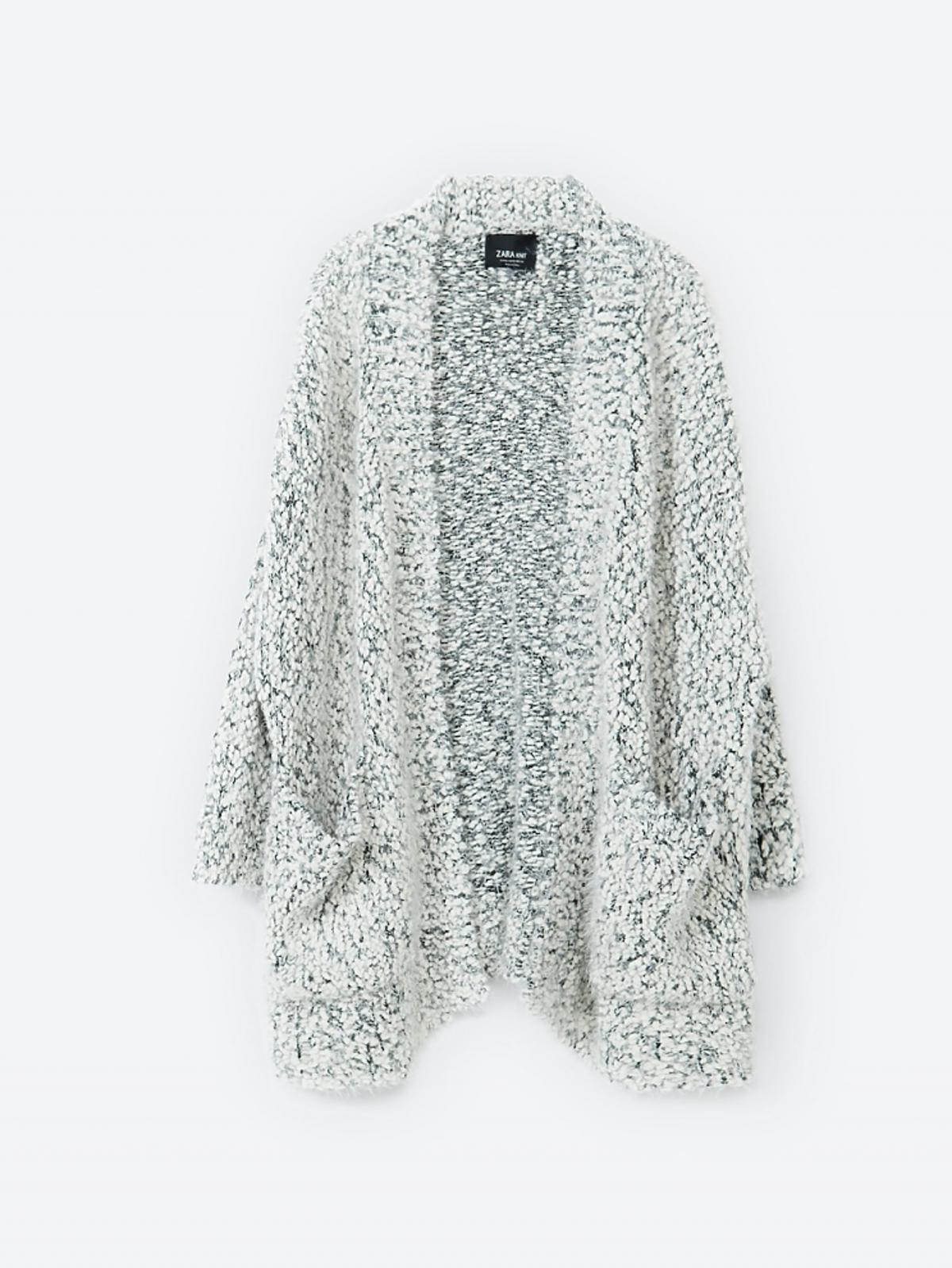 Sweter z wełny boucle, 99,90 zł (było: 139,90 zł)