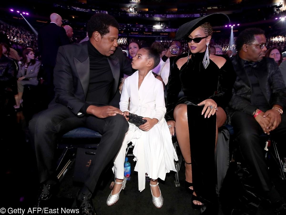 Jay-Z, Blue Ivy i Beyonce