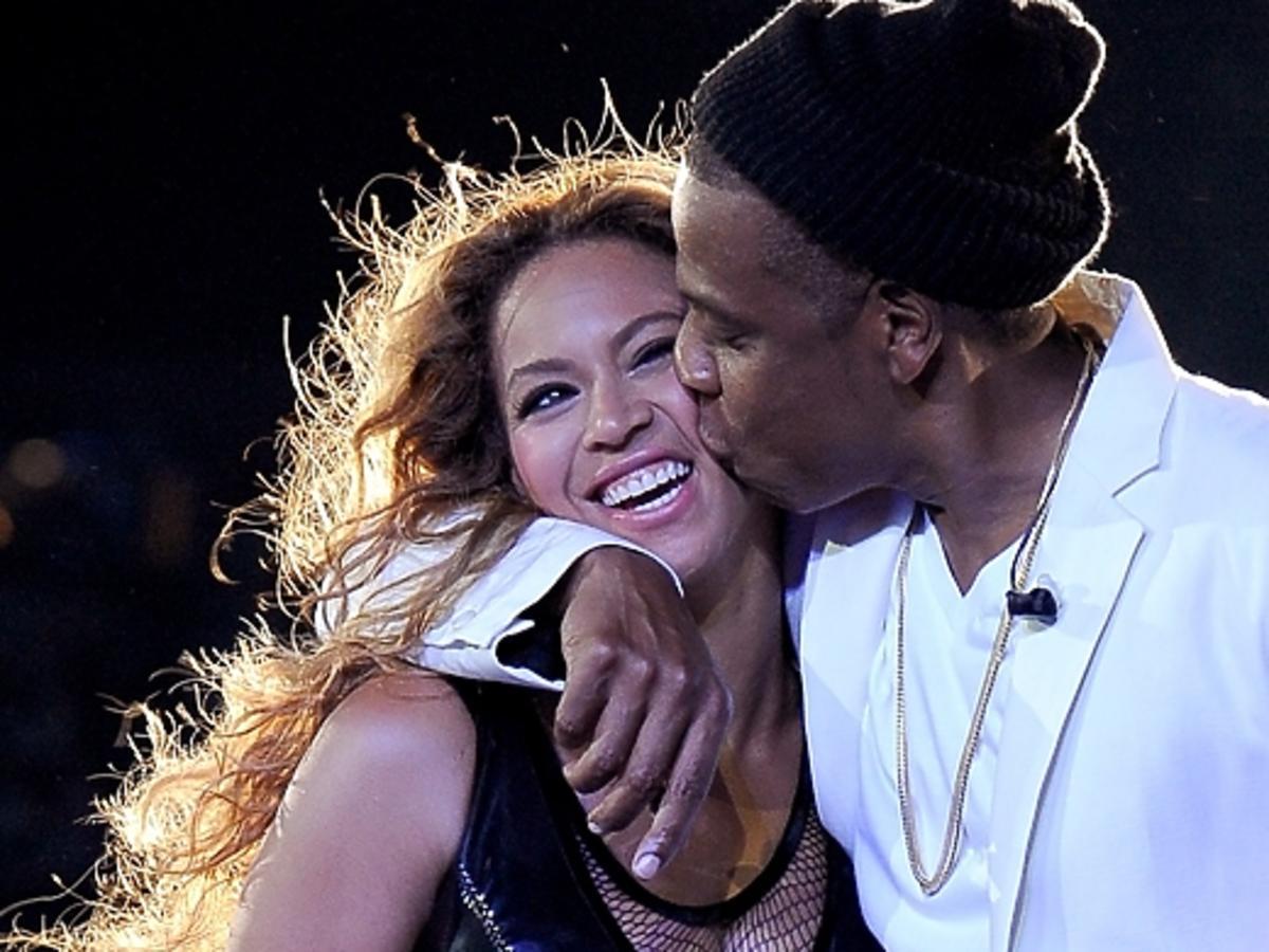 Jay Z wyśpiewał ciążę Beyonce