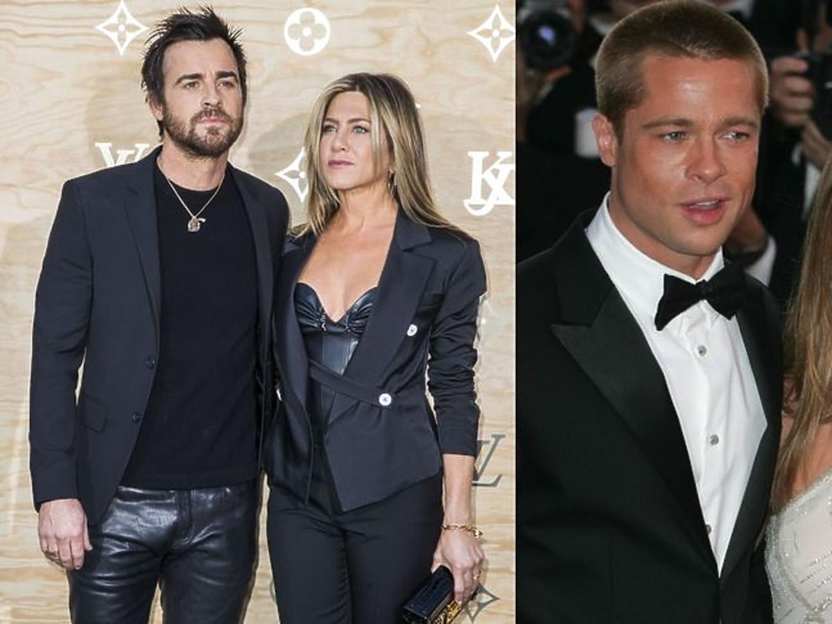 Jennifer Aniston i Justin Theroux ogłosili separację