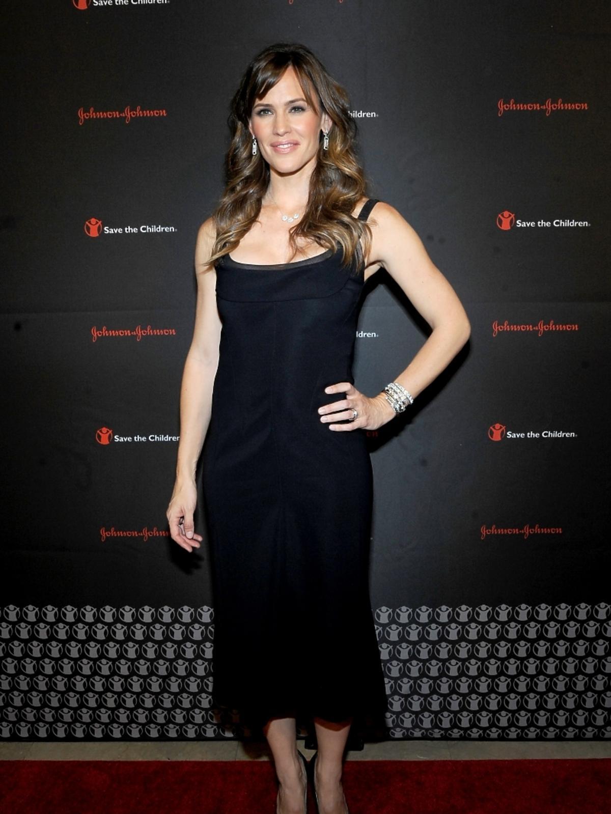 Jennifer Garner na 2. Save The Children Illumination Gala