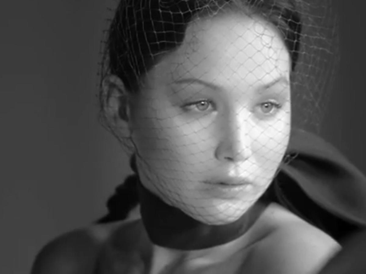 Jennifer Lawrence w reklamie Diora