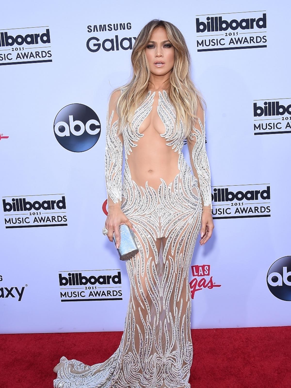 Jennifer Lopez na Billboard Music Awards 2015