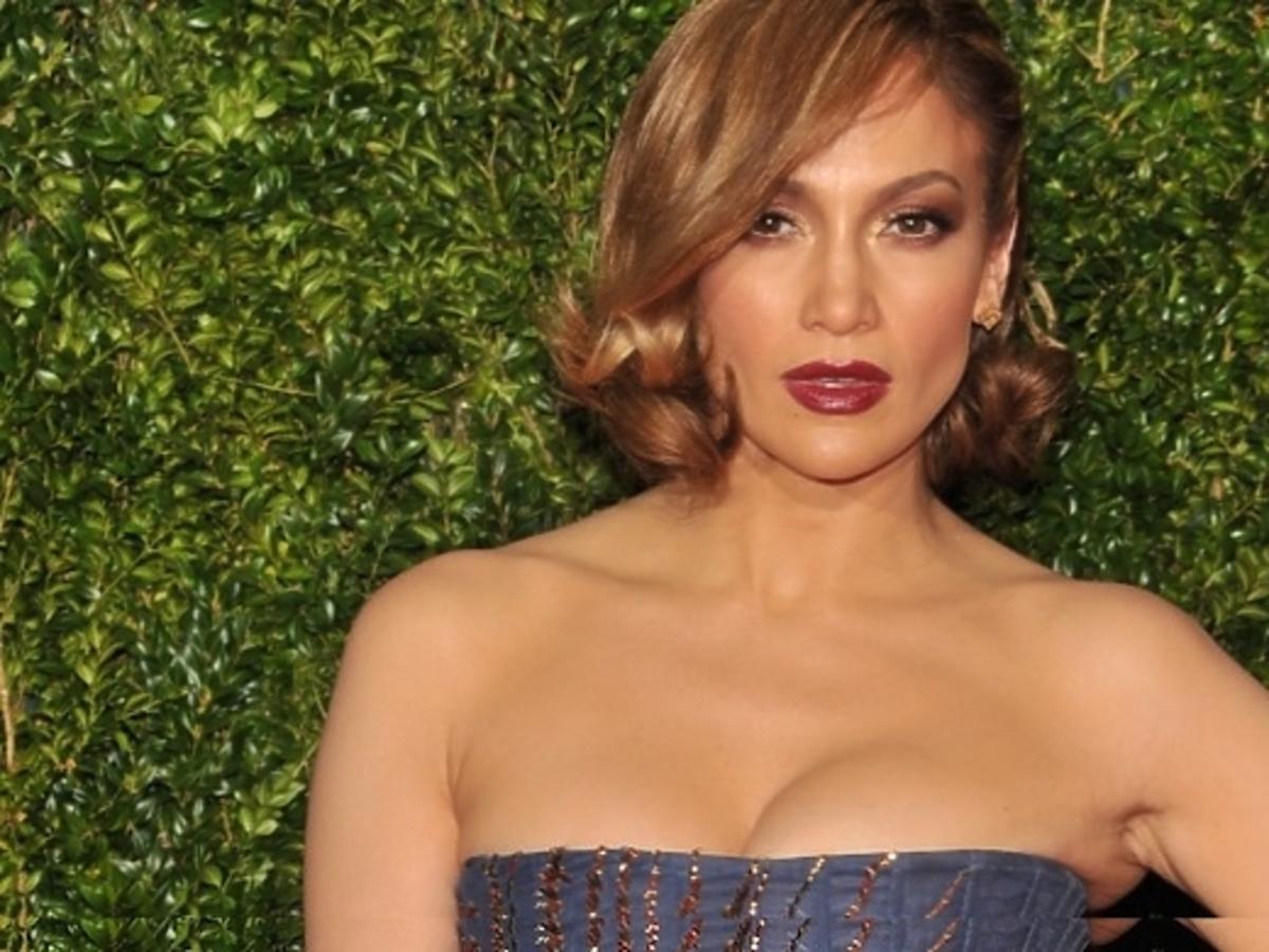 Jennifer Lopez na jachcie