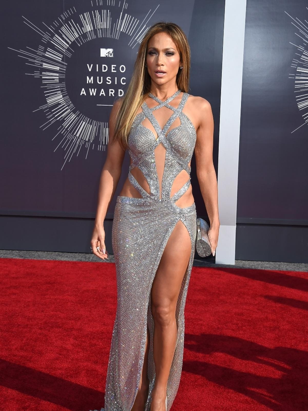 Jennifer Lopez na MTV Video Music Awards 2014