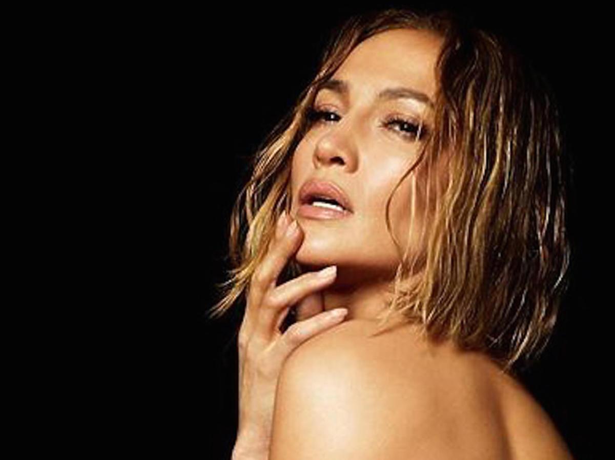 Jennifer Lopez nago na okładce singla