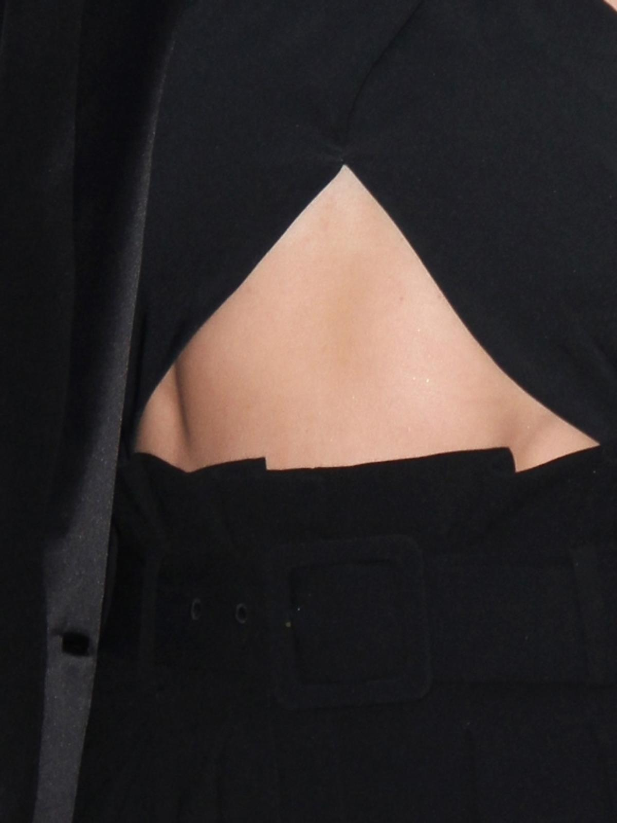 Jennifer Lopez przed studiem Davida Lettermana