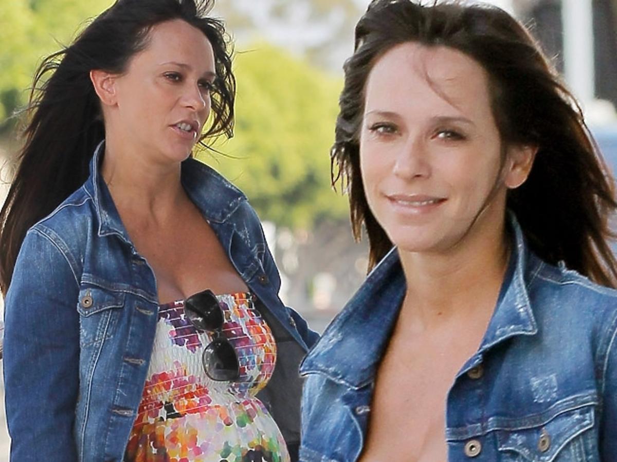 Jennifer Love - Hewitt w ciąży