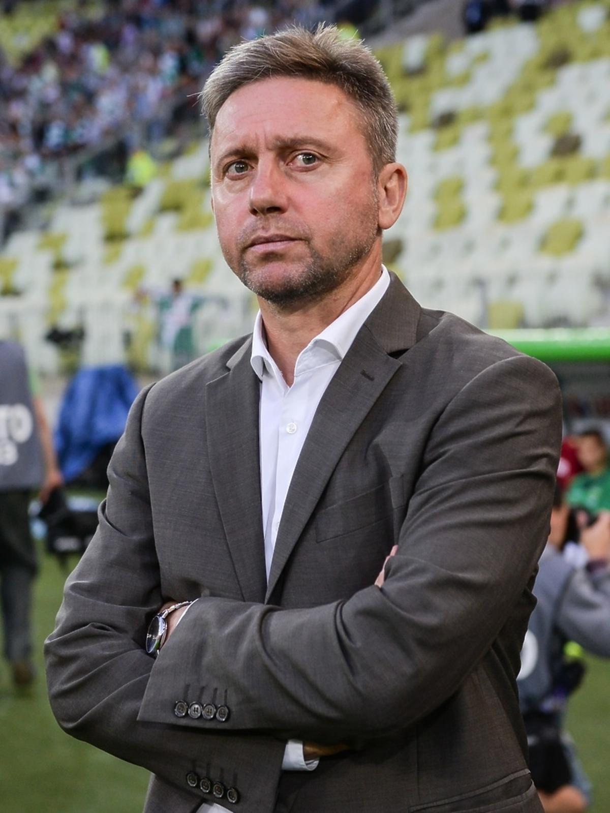 Jerzy Brzęczek - to on zastąpi Adama Nawałkę