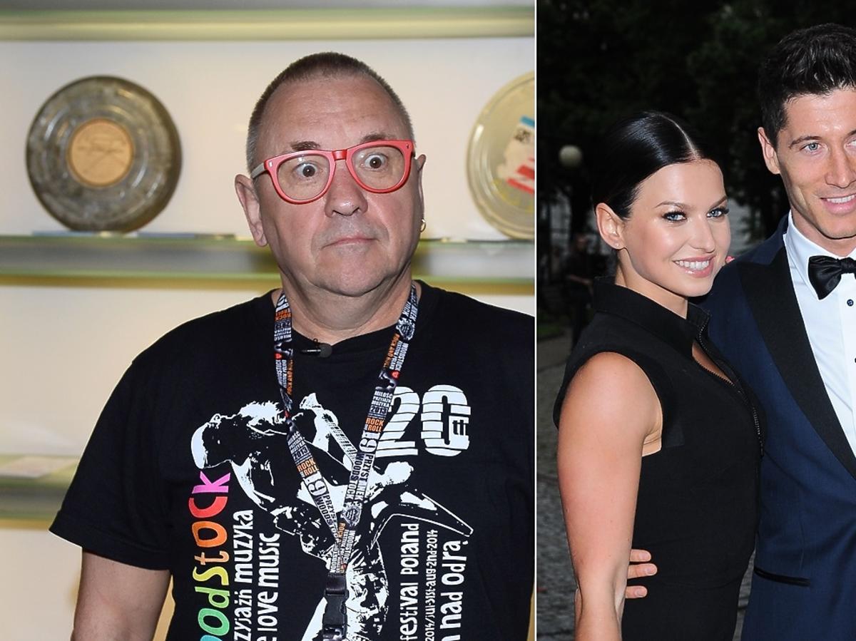 Jerzy Owsiak, Anna Lewandowska, Robert Lewandowski